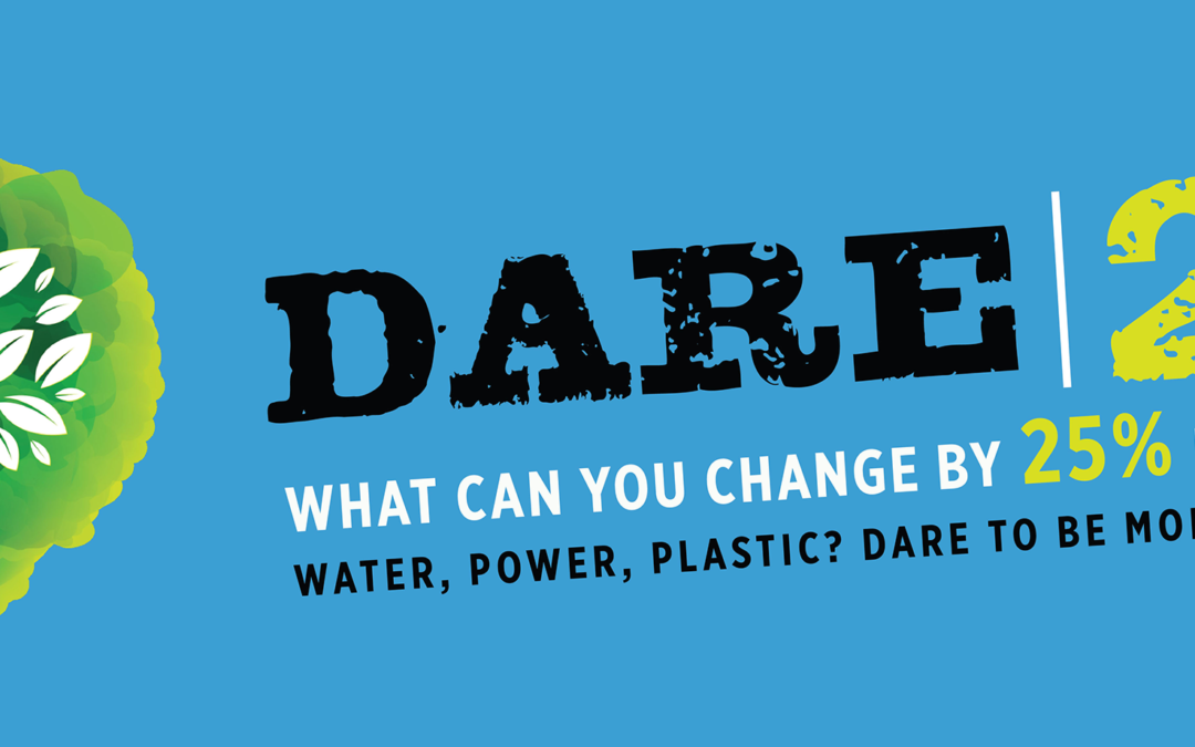 Dare 25 by 2025: Dare to be more resilient!