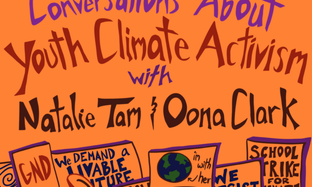 Two Bay Area activists rally for earth day summit